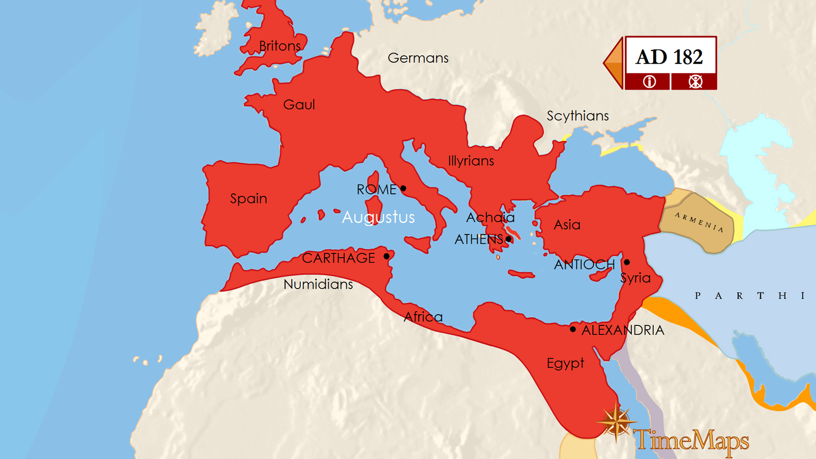 a historical look at the expansion of rome between 753 bce to 50 bce Terms and names useful for roman art ca 753 bce-14 ce  sabine and thus testifies to the early expansion of rome was probably painted around 50 bce.