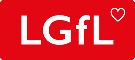 LGfL logo and home button