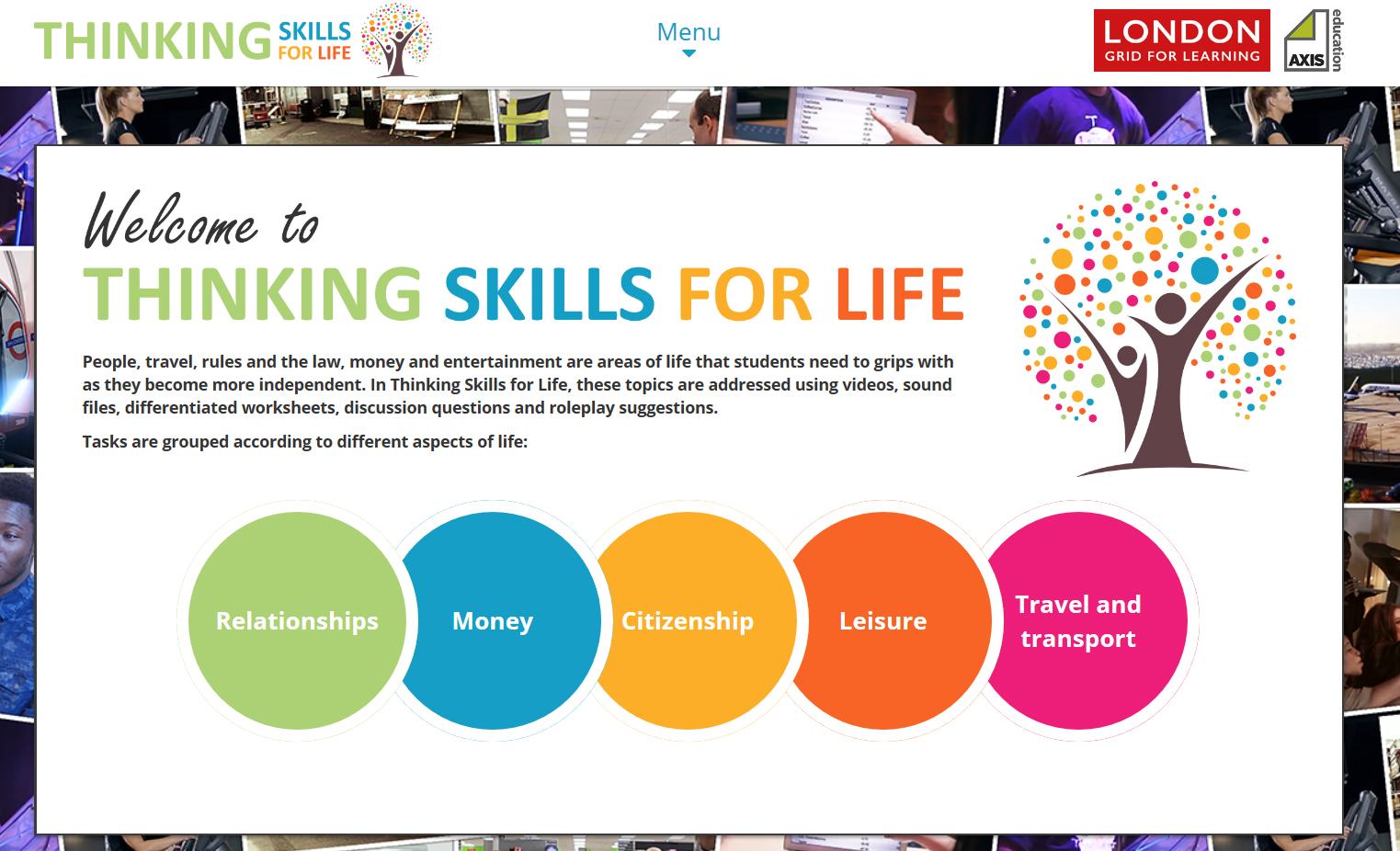 Thinking Skills for Life - London Grid for Learning